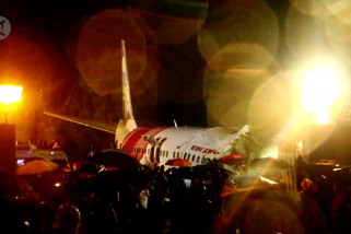 Pesawat repatriasi India kecelakaan, 17 korban tewas