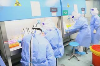 Tenaga medis tambahan bantu perangi COVID-19 di Xinjiang