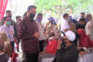 Mensos mulai salurkan BST Gelombang II dari Kota Bandung