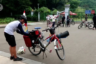 Kemenhub siapdukung bike to work
