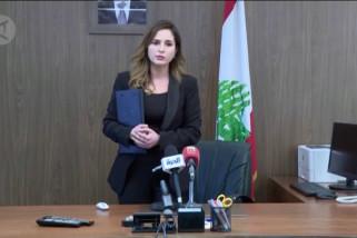 Menteri Informasi Lebanon mengundurkan diri setelah ledakan di Beirut