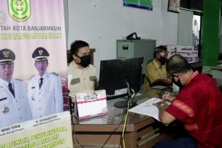 Pelayanan perizinan di Kota Banjarmasin dialihkan secara daring