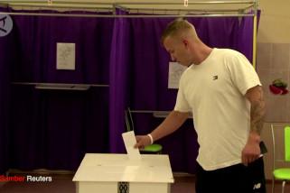 Pemungutan suara dibuka dalam pilpres Belarusia