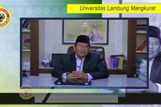 Universitas Lambung Mangkurat dies natalis ke-62 tahun