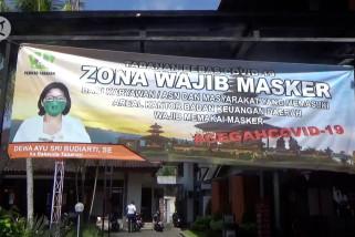Penghentian layanan tatap muka di kantor Bakeuda Tabanan