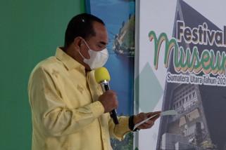 Gubernur Sumut: Museum penting bagi pendidikan anak