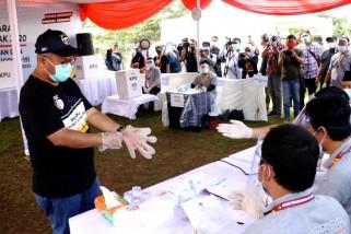 KPU RI terapkan protokol kesehatan selama Pilkada
