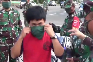Doni menilai standardisasi masker diperlukan terkait zona penyebaran