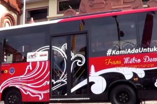 Dorong pertumbuhan ekonomi, Teman Bus hadir di Bali