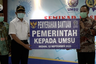 Menko PMK ungkap tim khusus Muhammadiyah tangani COVID-19