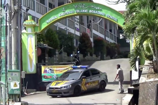 Pondok Pesantren Husnul Khotimah jadi klaster COVID-19 baru di Kuningan
