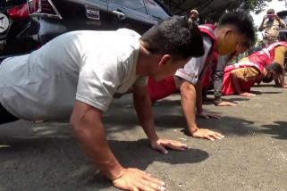 Puluhan ASN di Pandeglang terjaring razia protokol kesehatan