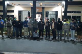 Video - Penangkapan pelaku pembunuhan di Keramat Raya Banjarmasin