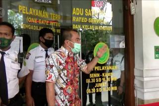 Jadi klaster baru COVID-19, Pengadilan Negeri Medan tutup layanan persidangan