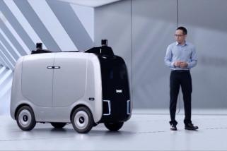 Alibaba perkenalkan robot logistik otonomos di Konferensi Apsara 2020