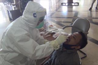 DPRD Maluku gelar tes usap massal hindari klaster baru