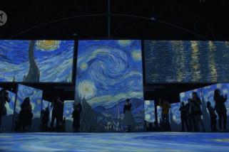 Pameran Van Gogh suguhkan pesta budaya bagi warga Australia