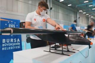 Kaum muda Turki berlomba ciptakan teknologi inovatif