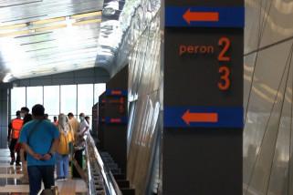 SkyBridge Stasiun Bandung tingkatkan keamanan dan kenyamanan penumpang