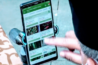Pasar Pintar, aplikasi belanja warga Bandung di tengah pandemi