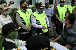 Didenda karena tak bermasker, warga debat Wali Kota Malang