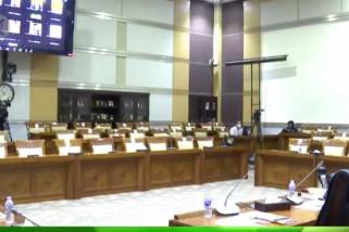 DPR setujui anggaran Rp350 M untuk gedung terbakar Kejagung