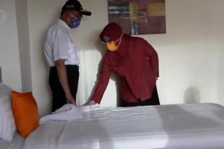 Sebanyak 27  hotel di Jakarta disiapkan untuk isolasi pasien COVID-19