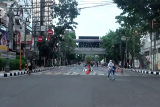Libur panjang, Polrestabes Bandung berlakukan rekayasa lalu lintas