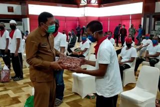 Sebanyak 51 nelayan asal Aceh dipulangkan usai mendapat amnesti Raja Thailand
