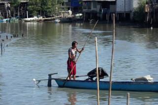 Normalisasi Teluk Lamong untuk alur khusus nelayan