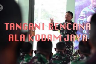 30 Menit - Cara lain atasi bencana Ibu Kota ala Kodam Jaya