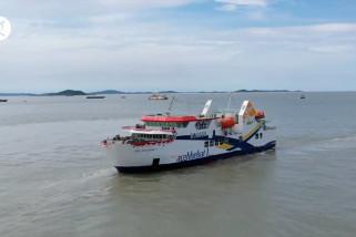 Kapal Aceh Hebat 1 akan segera beroperasi