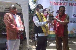 Kelurahan Ahusen raih penghargaan Proklim, Wali Kota Ambon apresiasi