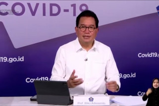 Satgas minta pemerintah daerah pastikan kualitas penanganan pasien COVID-19