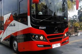 Pemkot Madiun jajal bus listrik buatan PT INKA