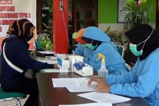 16.928 petugas penyelenggara Pilkada 2020 di Ngawi jalani tes cepat