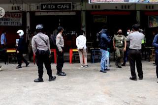 Satpol PP Pontianak jaring ratusan pelanggar prokes