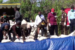 Cegah ledakan, 92.625 ton amonium nitrat dimusnahkan di Bali