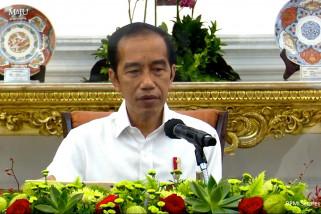 Presiden minta penerapan protokol kesehatan dilakukan dengan tegas