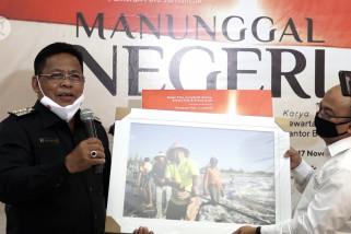 Wali Kota apresiasi pameran foto jurnalistik Manunggal Negeri di Aceh