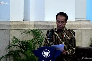 Presiden minta kementerian-lembaga dan kepala daerah lakukan reformasi anggaran