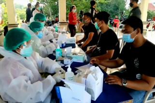 1.106 petugas KPPS Denpasar reaktif COVID-19