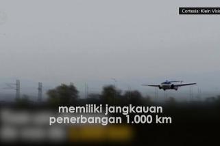 Untuk pertama kalinya mobil terbang lepas landas di Slovakia
