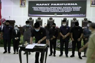 APBD 2021 Kota Malang prioritaskan penanganan COVID-19