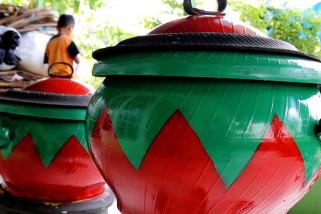 Meraup untung di tengah pandemi melalui daur ulang ban bekas