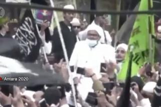 Polisi naikkan kasus kerumunan Rizieq ke penyidikan