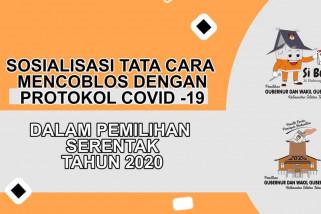 IKLAN PILKADA 2020 KPU KOTABARU