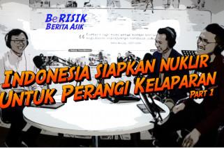 Indonesia Siapkan Nuklir Untuk Perangi Kelaparan part I