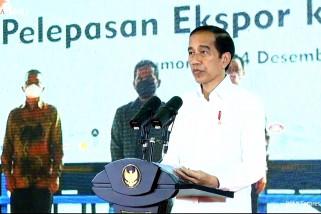 Presiden Jokowi serukan reformasi besar-besaran untuk tingkatkan ekspor