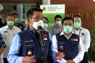 Ridwan Kamil imbau wisatawan tidak berliburke zona merah COVID-19